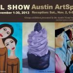 Fall Show at Austin ArtSpace!