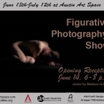 Figurative Photography Show, June 13-July 12 at Austin Art Space