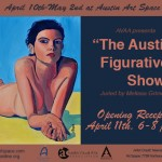 Austin Figurative Show Currently on Display at Austin Art Space