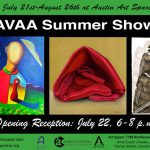 AVAA Summer Show Currently on Display