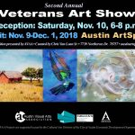 Veterans Art Show at Austin ArtSpace