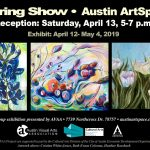 AVAA Spring Show at Austin ArtSpace